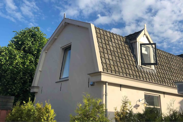 Private house 30 min from Amsterdam