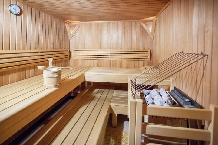 Bellissimo appartamento con sauna a Kaltenbach