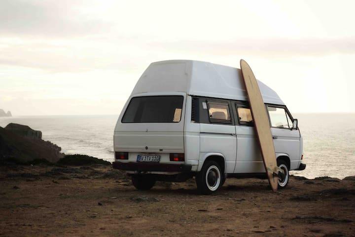 VW T3 Camper Classic  Surf Home