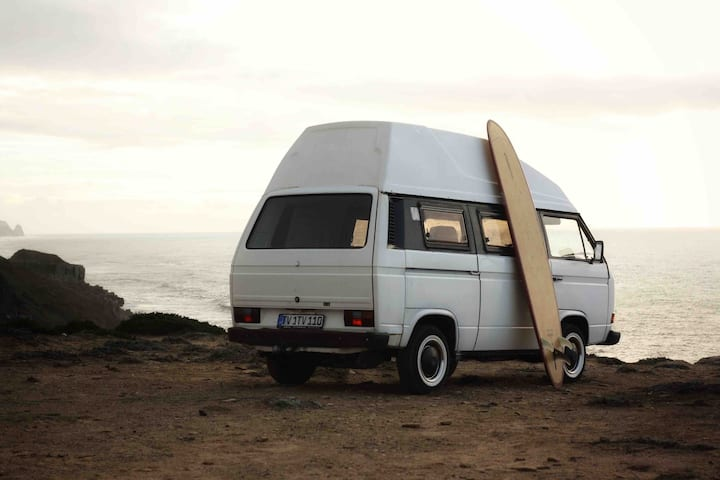 VW T3 Camper Classic  Surf Home