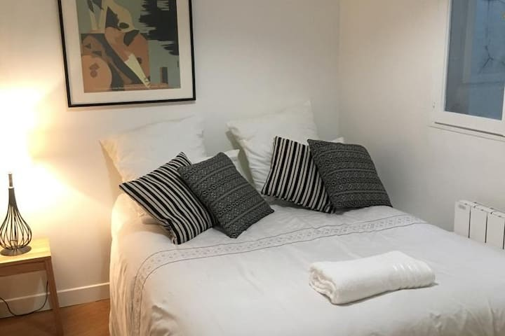 Cosy room & excellent bed // Ideal for women
