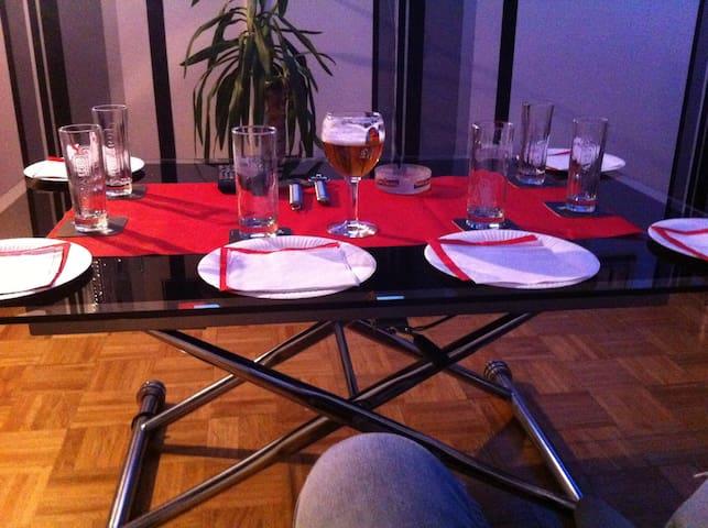 APPARTEMENT A LA MER - Dunkerque - Wohnung