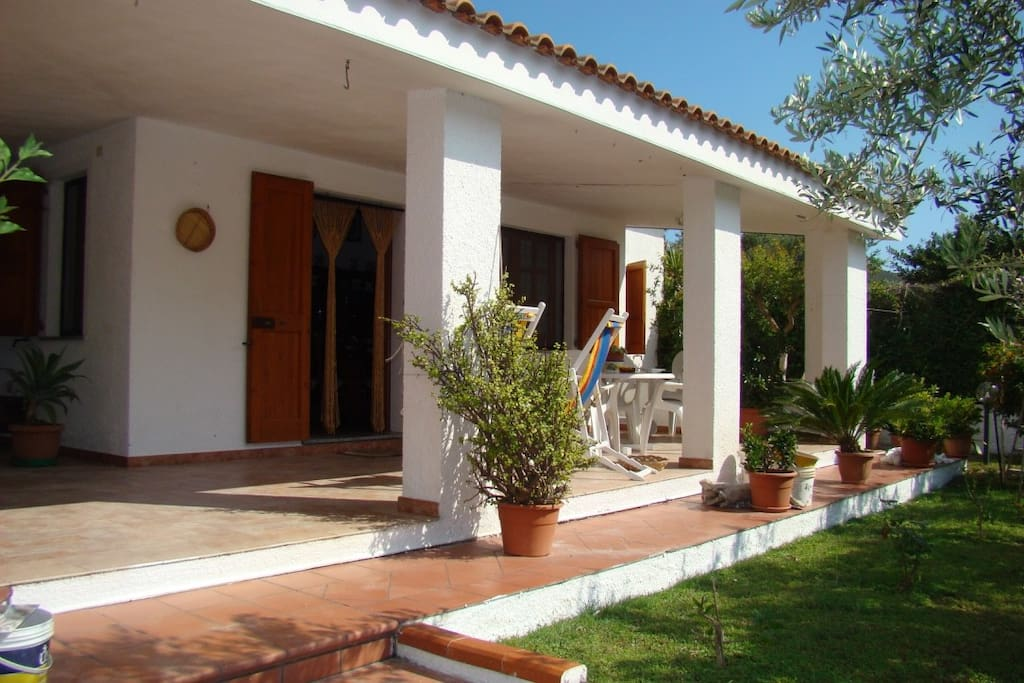 villa caratteristica sarda