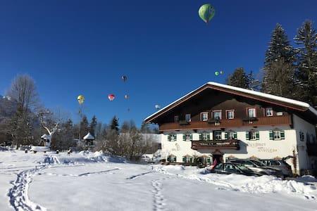 Die Durchner Mühle -  Winter Wonderland Walchsee - Kössen