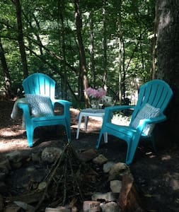Cozy Camper in the Mountains - Ellijay - Trailer
