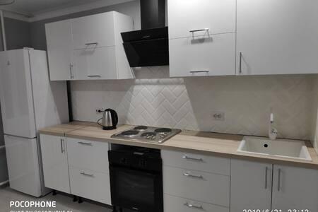 Сдается 1 к квартира в новом доме в 7 микрорайоне