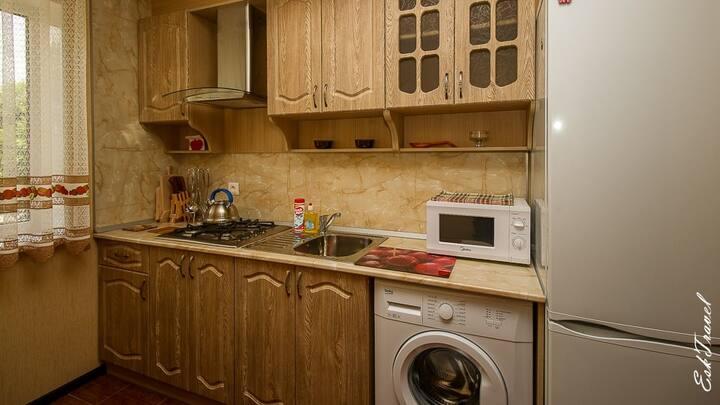 Гостевой дом Калинина, 196 трехместный номер