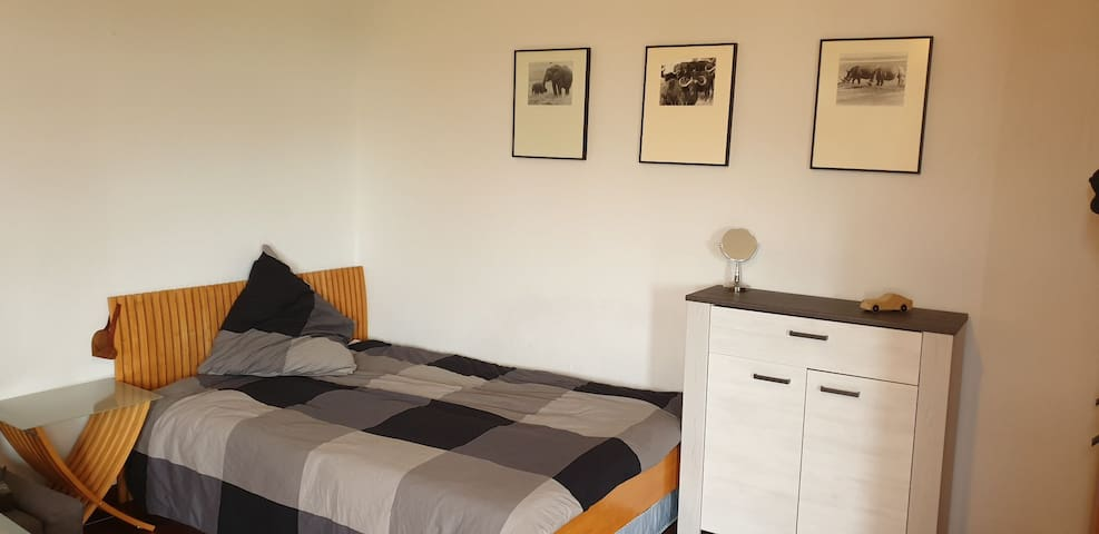 Cosy spacious studio appartment in Charllotenburg.