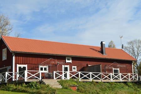 EKENGARD, luxe house in stable, HOUSE NORRGARD