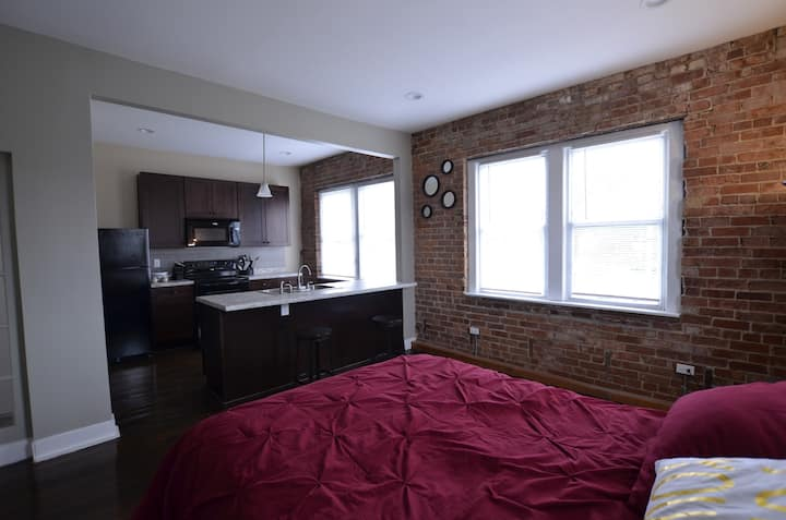 Urban Chic Extended Stay Studio 201
