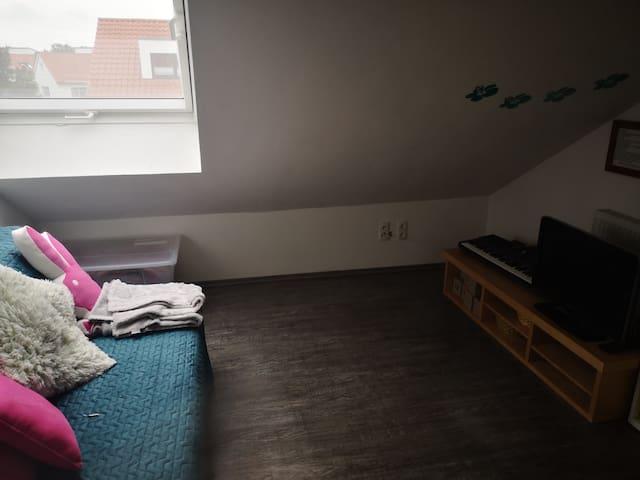 Dachzimmer mit Charme