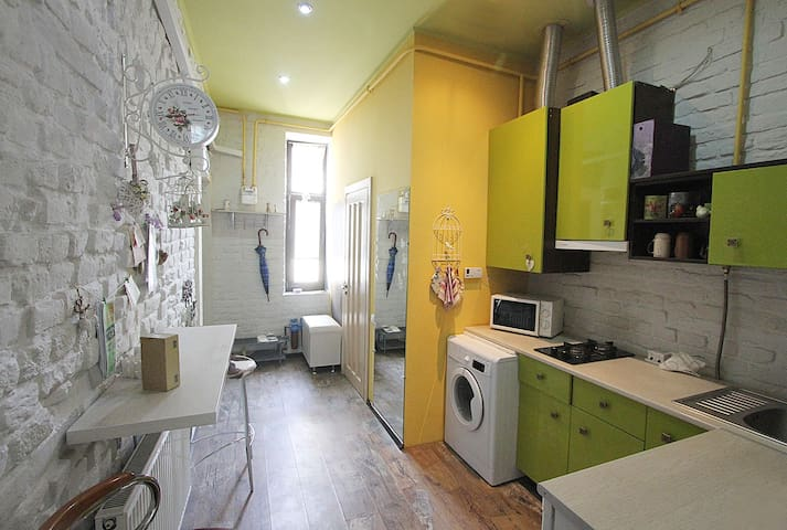 New  apartment-studio in the Lviv