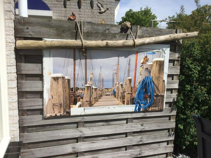 Vakantiehuis  Den Osse/ Brouwershaven/ Port Greve
