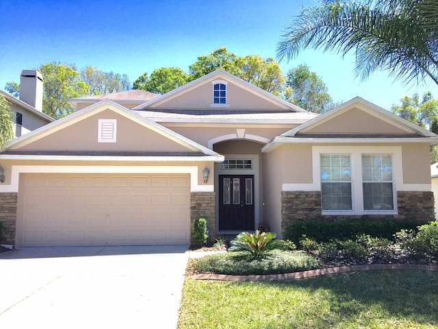 Central Florida Bed & Breakfast - Land O' Lakes - Bed & Breakfast
