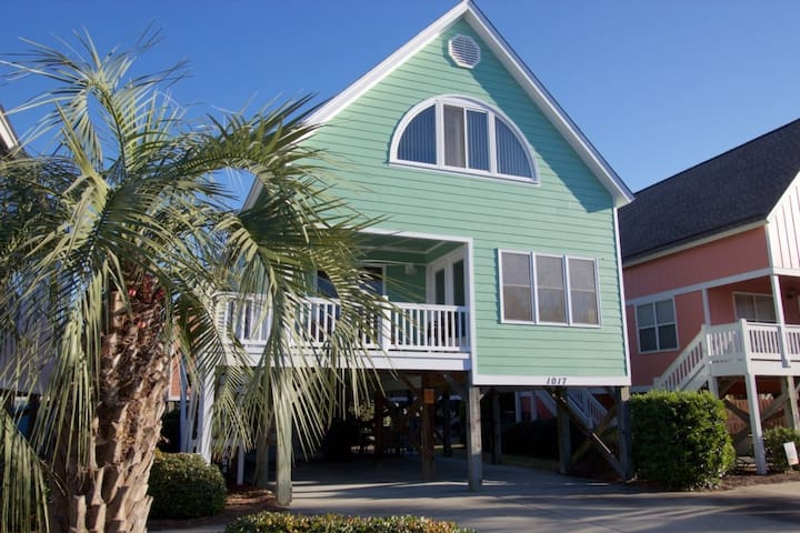Remodeled! Seabridge 3 BR House at Condo Rates, Perfect Winter Home! - Surfside Beach - Rumah