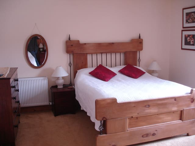 Templefarmhouse B&B Family-Private Bathroom - Swinithwaite