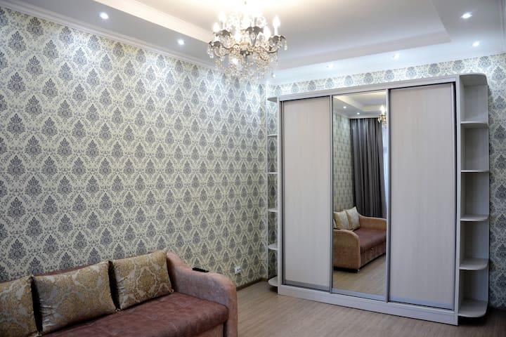 """1 комнатная квартира в ЖК """"Экспо бульвар"""""""