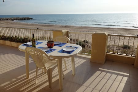 Appartement Direct Access to Beach - Apartment
