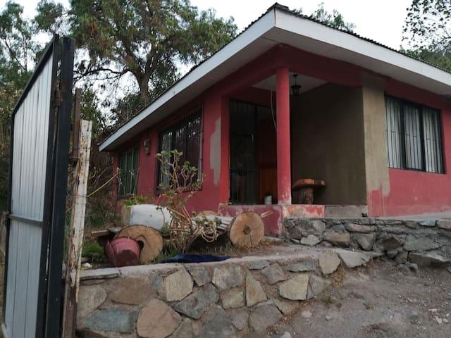 Casa en arriendo para Eclipse 2019