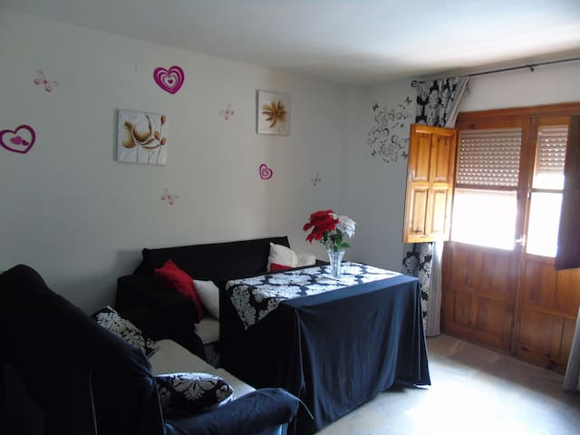 Apartamento cerca de Granada tranquilo y acogedor