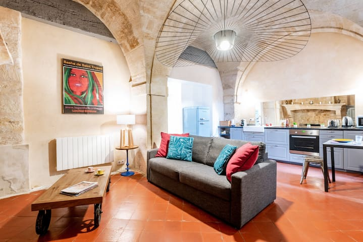 Flat Avignon Center Wifi / Terrasse / 4 guests