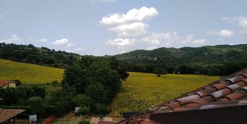 Deliziosa Casa Vacanza immersa nella Verde Umbria