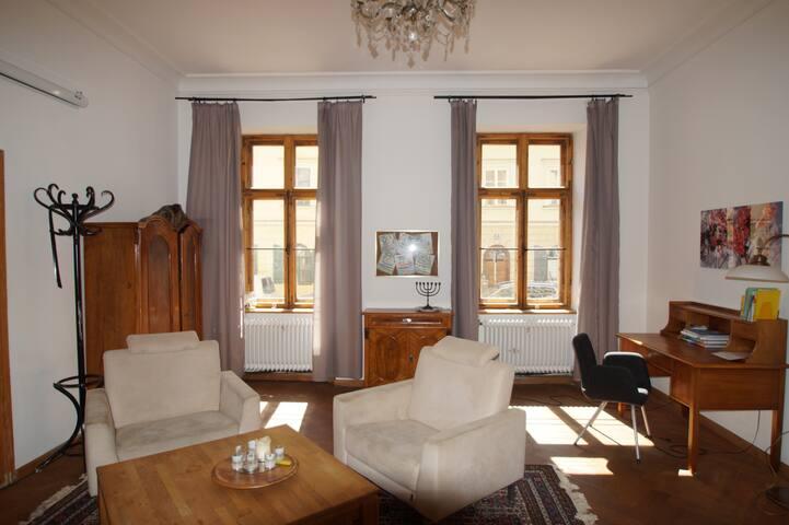 30m² Zimmer am Englischen Garten - Munic