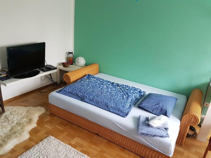 Munich west, nice apartment 30sqm & own bathroom