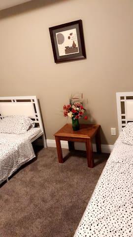 Spacious Private Suite
