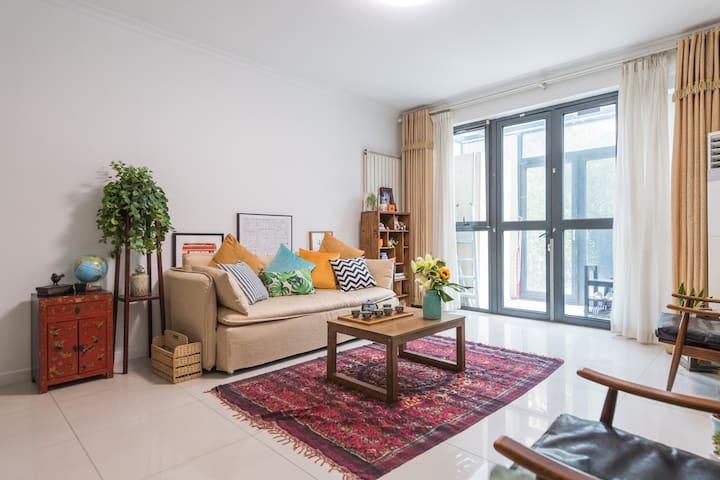 R3 Lux Courtyard HOUSE, CBD/Guomao国贸花园洋房