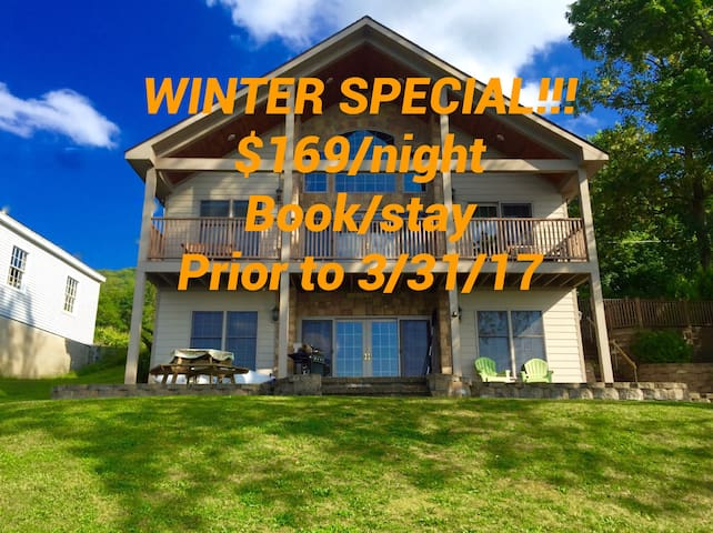 Cooperstown Area Lakefront Home - Richfield Springs