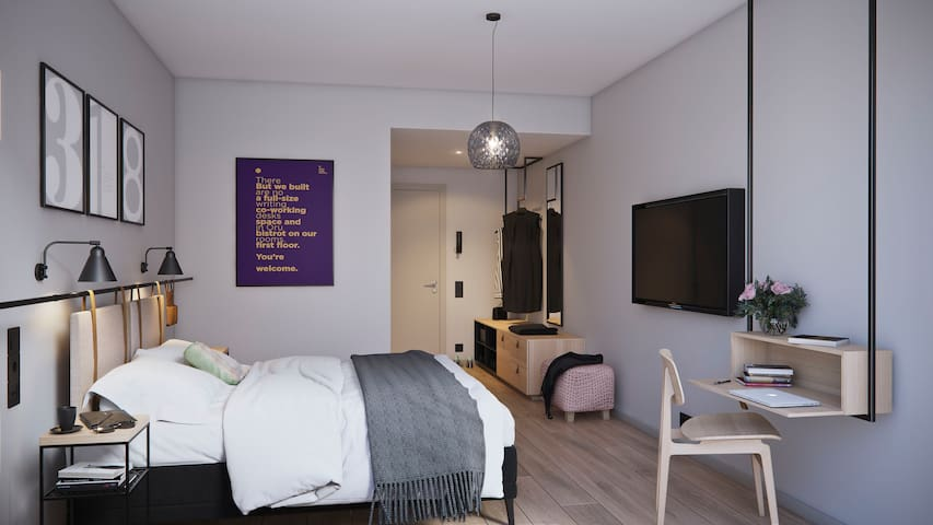 Standart room for 2 persons