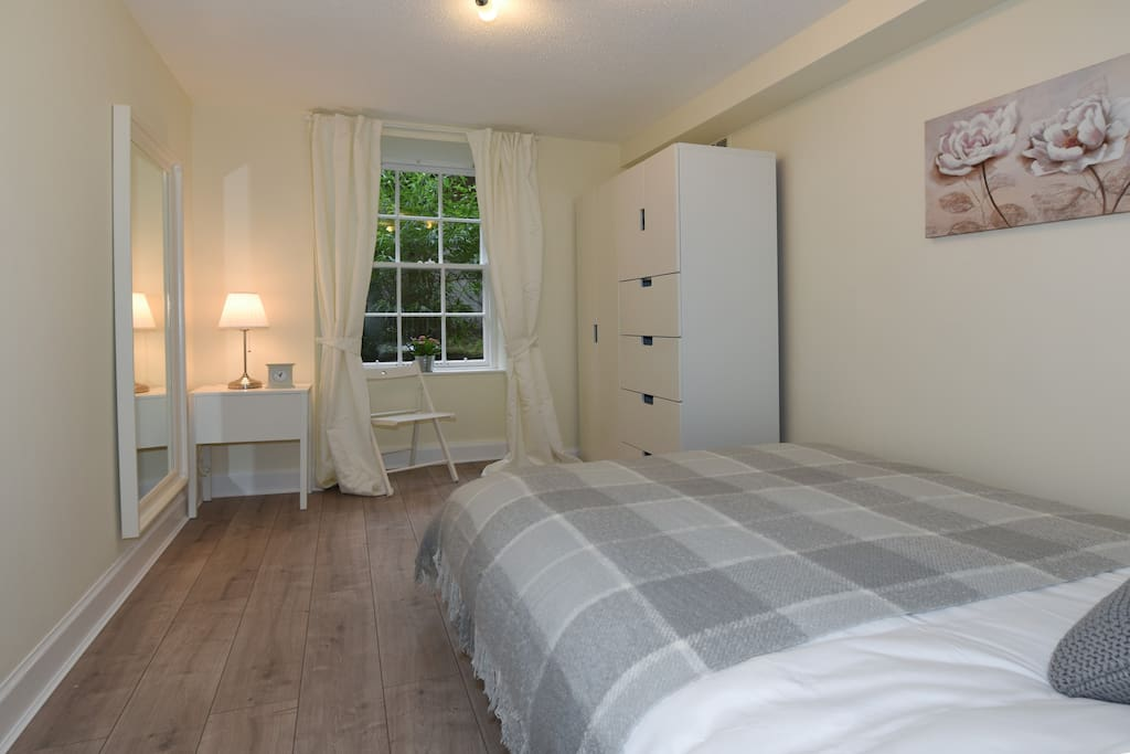 Double Bedroom, in a fresh, relaxing and peaceful setting.