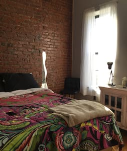 Bright and sunny room for rent - Brooklyn