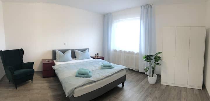 Huge Appartement with 4 Rooms in Marsberg-Westheim