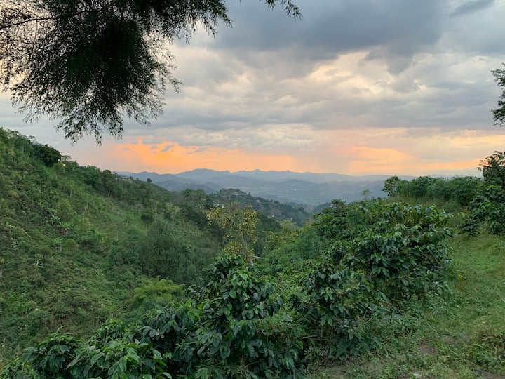 Beautiful Farm 5 Minutes from Manizales
