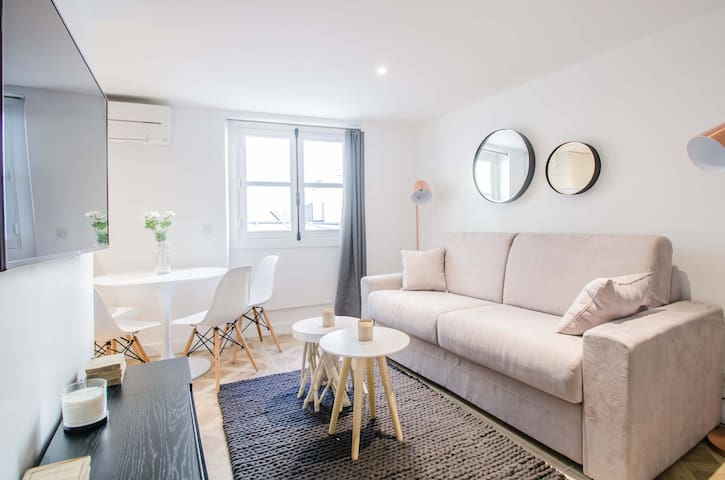 Luxury apartment l - Marais area
