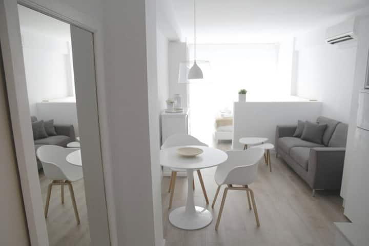 Acogedor estudio en el centro de Nerja
