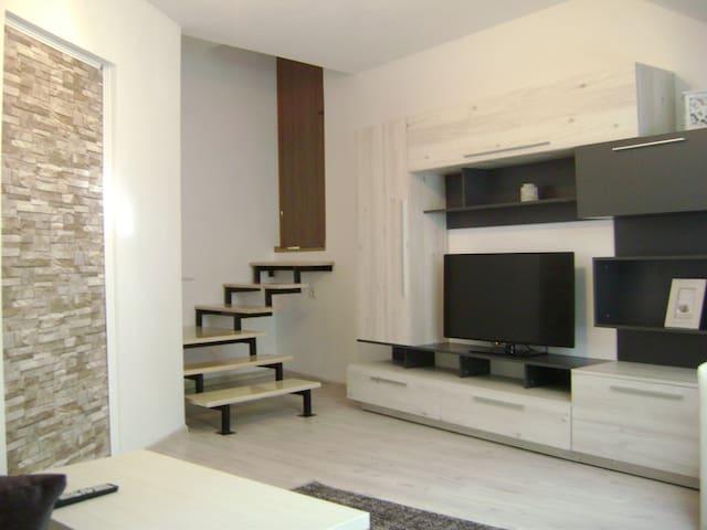 Atic Apartment-2 separate bedrooms