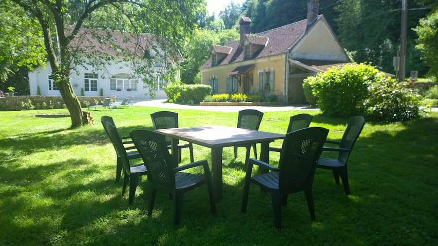 La Petite Auberge - Orbais-l'Abbaye - House
