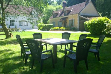 La Petite Auberge - Orbais-l'Abbaye - Hus