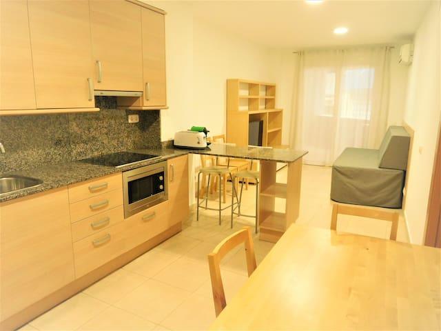 Apartamento Centro Lleida - HUTL-037430