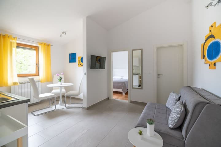 Apartments Norma-Apartment No. 1 - newly renovated