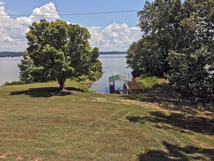 Spacious Home on Kentucky Lake