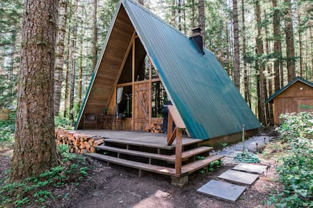 Wooded Paradise near Mount Rainier - Ashford - Maison