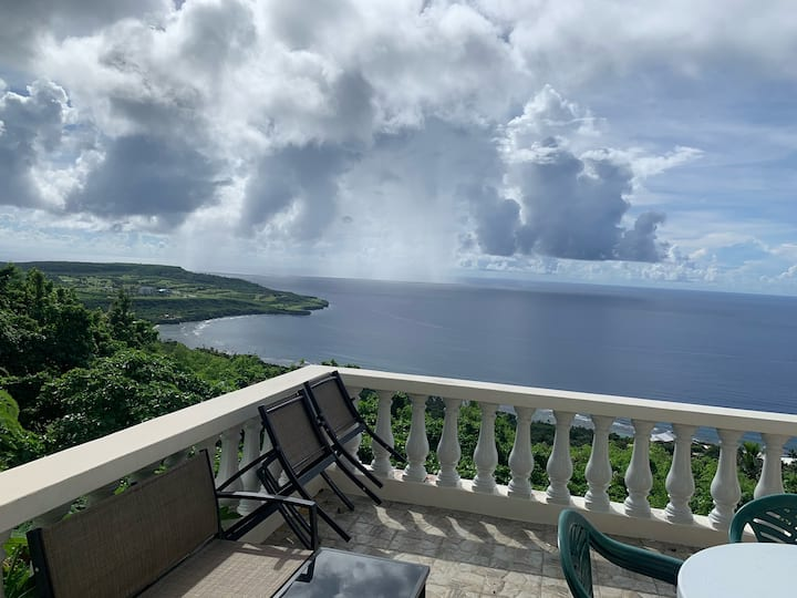 NO BETTER VIEW AND QUIET ON SAIPAN