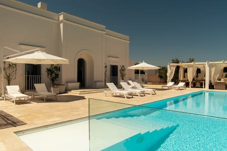 New dreamlike Masseria,  not far from the beach