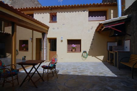 Casa de poble, rural independent. - El Rourell - Hus
