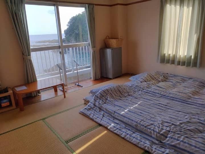 Umi no Oyado Jpn-Style Quadruple Room No meals