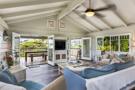 Aqua Blue Hawaii - 30 Day Rental
